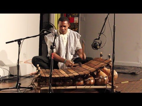 Ba-ere Yotere Live on the African Gyil with Valerie Naranjo, Gyil; and Barry Olsen, percussion – Podcast 199