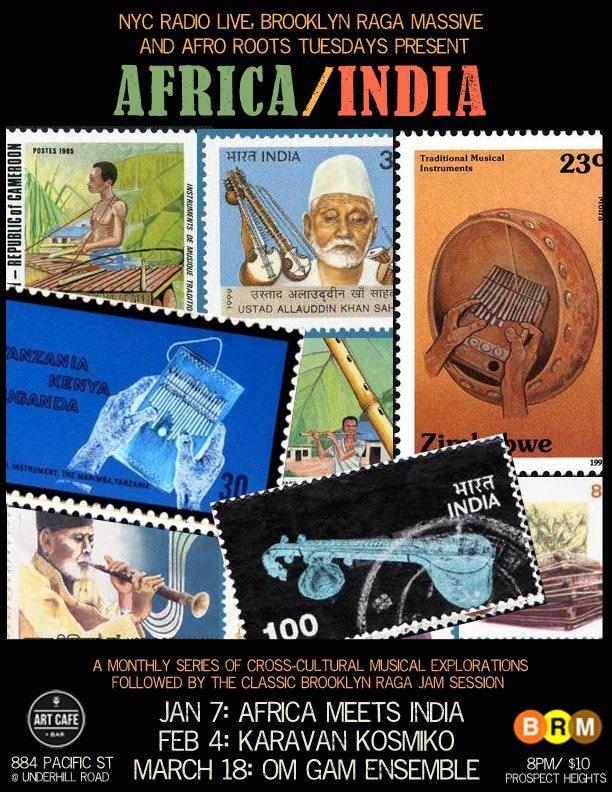 AfricaIndiasseries