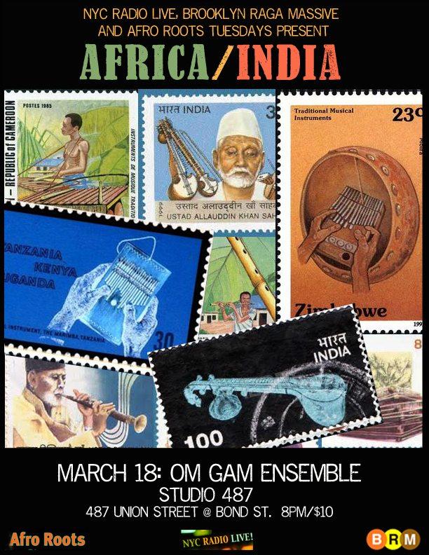 Africa India SeriesOMGAM