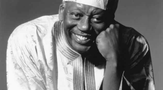 Randy Weston Interview part 1 Podcast 172