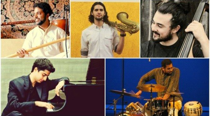 The Raga Jazz Messengers Podcast 177
