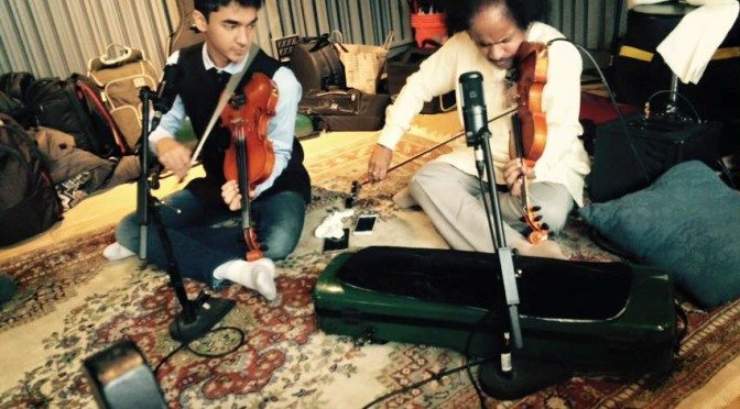 L. Subramaniam, violin legend Podcast 181