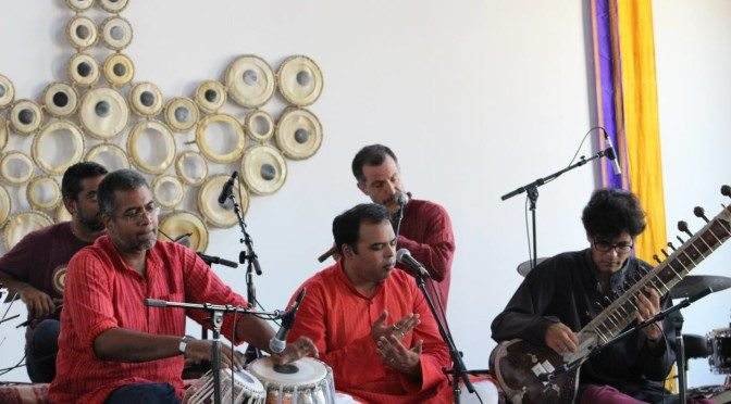Brooklyn Raga Massive's Ravi Shankar Tribute – Ragas Live Festival # 1 Podcast 195
