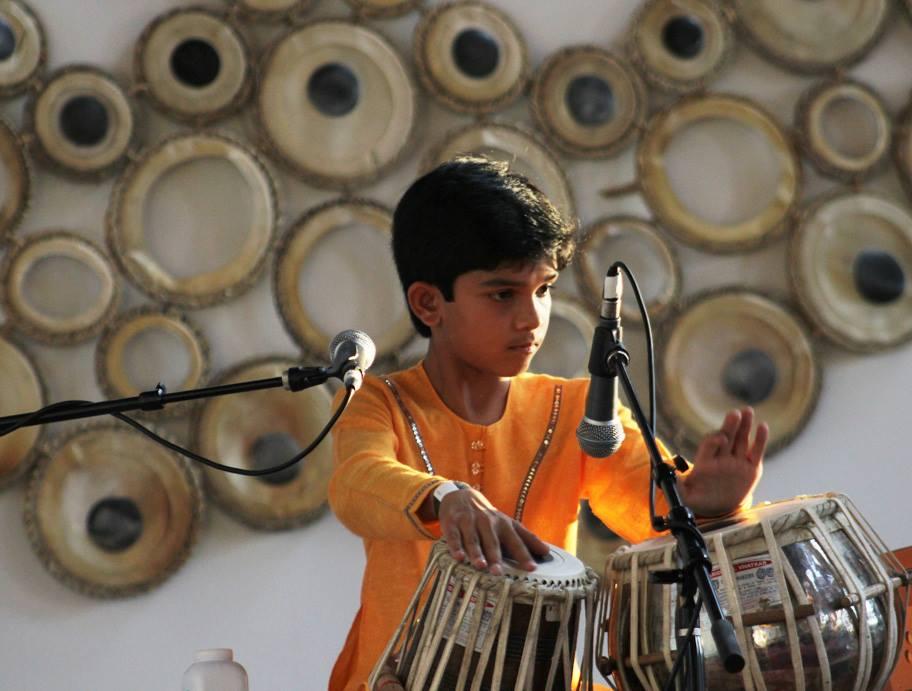Vivek Pandya (Tabla Solo) – Ragas Live Festival #8 Podcast 203