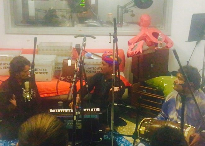 Rajasthani Folk Music Live at WKCR Podcast 204