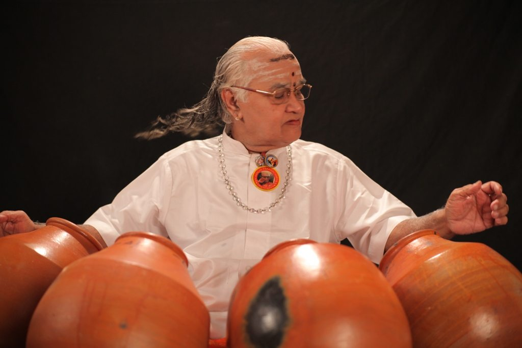 T. H. Vikku Vinayakram:  Master of the Ghatam – Podcast 207