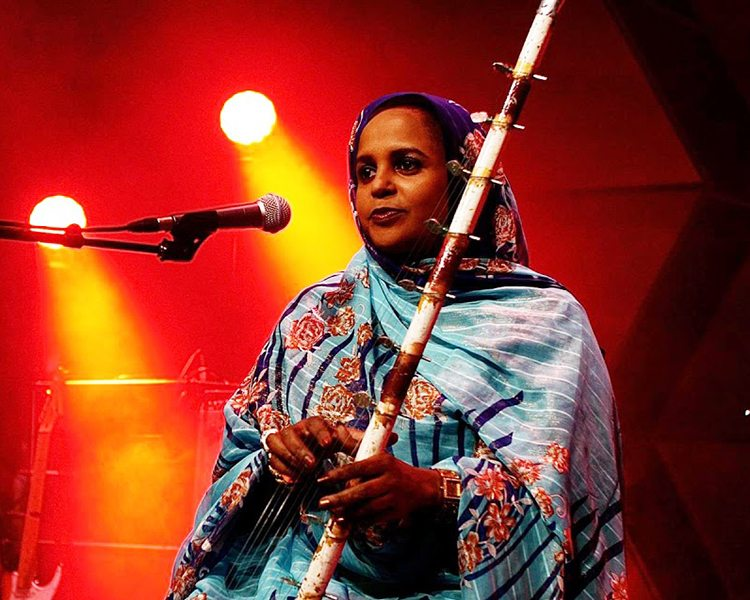 Noura Mint Seymali: The Timbuktu Sessions – Podcast 221